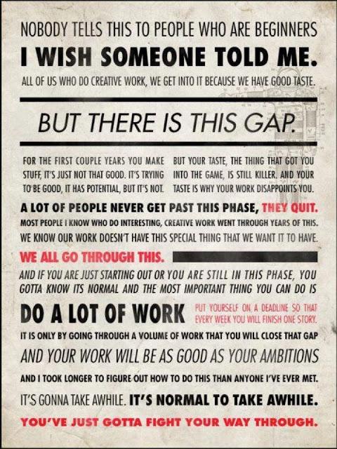 Artists gap