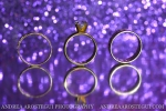 Glitter Wedding Ring Shots