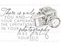 Motivational Mondays: Photography Quote