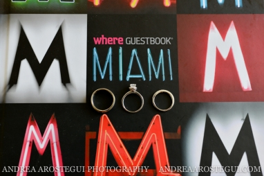 Miami Beach Resort and Spa rings