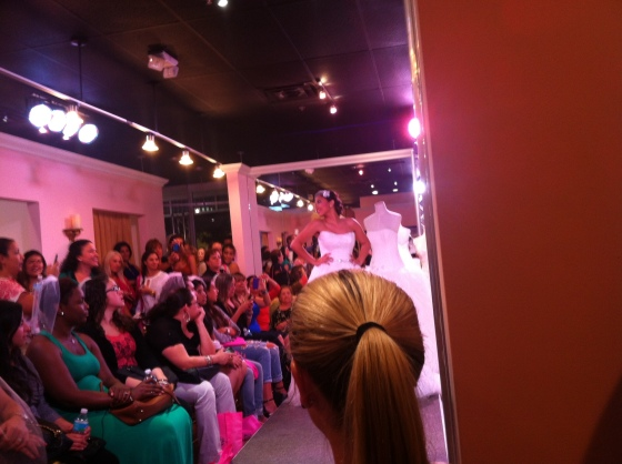 Brides of Florida Fashion Show