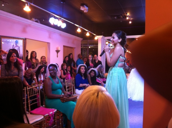 Brides of Florida toast