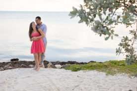 Beach Engagement Session Miami Wedding Photographer