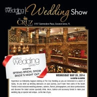 Cruz Building Miami Wedding Photographer Bridal Show Perfect Wedding Guide