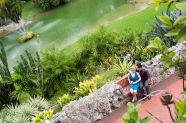 Pinecrest Gardens Fountain
