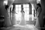 bride and bridesmaids biltmore coral gables